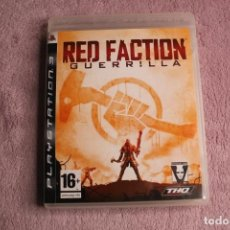 Videojuegos y Consolas: RED FACTION GUERRILLAPS3. Lote 238158000