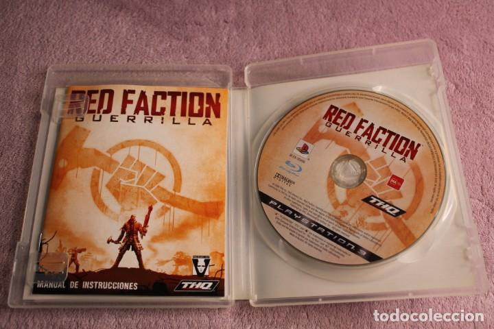 Videojuegos y Consolas: RED FACTION GUERRILLAPS3 - Foto 2 - 238158000
