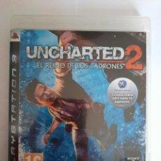 Videojuegos y Consolas: JUEGO PS3 UNCHARTED 2. Lote 239968600