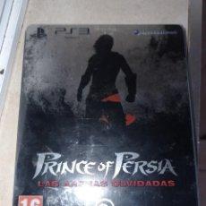 Videojuegos y Consolas: PRINCE OF PERSIA-LAS ARENAS OLVIDADAS PS3. Lote 240575310