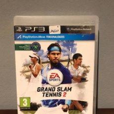 Videojuegos y Consolas: GRAND SLAM TENNIS 2 - PLAYSTATION 3 PS3 PLAY STATION 3. Lote 240950270