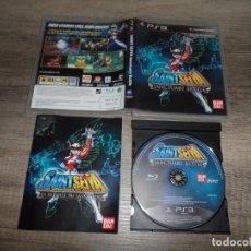 Videojuegos y Consolas: PS3 SAINT SEIYA SANCTUARY BATTLE PAL UK COMPLETO. Lote 241462305