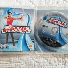 Videojuegos y Consolas: JUEGO PLAY 3 -SPORTS CHAMPIONS. Lote 242103790