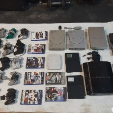 Videojuegos y Consolas: GRAN LOTE PLAYSTATION PS1,PS2,PS3. Lote 243805560
