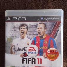 Videojuegos y Consolas: FIFA 11 PLAYSTATION 3. Lote 243841320