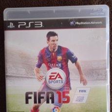 Videojuegos y Consolas: FIFA 15 PLAYSTATION 3. Lote 243841745