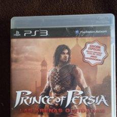 Videojuegos y Consolas: PRINCE OF PERSIA LAS ARENAS OLVIDADAS PS3. Lote 243861575