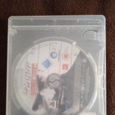 Videojuegos y Consolas: SPLINTER CELL DOUBLE AGENTE PS3. Lote 243862150
