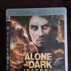 Videojuegos y Consolas: ALONE IN THE DARK INFERNO PS3. Lote 243863025