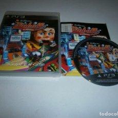 Videojuegos y Consolas: WILLIAMS PINBALL CLASSICS PLAYSTATION 3 PS3 PAL ESPAÑA. Lote 243977340