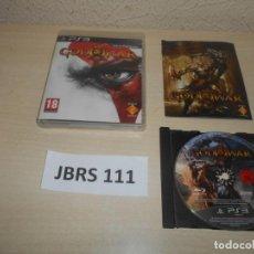 Videojuegos y Consolas: PS3 - GOD OF WAR 3 , PAL ESPAÑOL , COMPLETO. Lote 244637685
