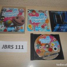 Videojuegos y Consolas: PS3 - LITTLE BIG PLANET , PAL ESPAÑOL , COMPLETO. Lote 244637895