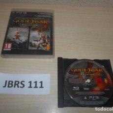 Videojuegos y Consolas: PS3 - GOD OF WAR COLLECTION , PAL ESPAÑOL , SIN INSTRUCIONES. Lote 244638280
