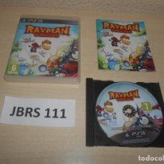 Videojuegos y Consolas: PS3 - RAYMAN ORIGINS , PAL ESPAÑOL , COMPLETO. Lote 244638855