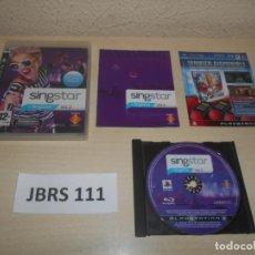 Videojuegos y Consolas: PS3 - SINGSTAR VOL 2 , PAL ESPAÑOL , COMPLETO. Lote 244639320