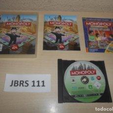 Videojuegos y Consolas: PS3 - MONOPOLY , PAL ESPAÑOL , COMPLETO. Lote 244639435