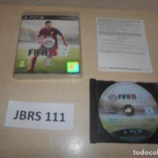 Videojuegos y Consolas: PS3 - FIFA 15 , PAL ESPAÑOL , COMPLETO. Lote 244639805