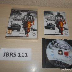Videojuegos y Consolas: PS3 - BATTLEFIELD BAD COMPANY 2 , PAL ESPAÑOL , COMPLETO. Lote 244639975