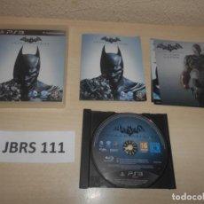 Videojuegos y Consolas: PS3 - BATMAN ARKHAM ORIGINS , PAL ESPAÑOL , COMPLETO. Lote 244640095