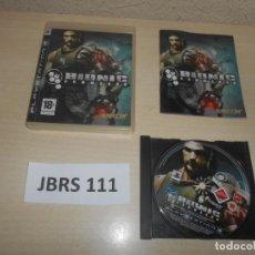 Videojuegos y Consolas: PS3 - BIONIC COMMANDO , PAL ESPAÑOL , COMPLETO. Lote 244640230