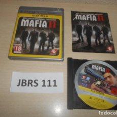 Videojuegos y Consolas: PS3 - MAFIA II , PAL ESPAÑOL , COMPLETO. Lote 244640535
