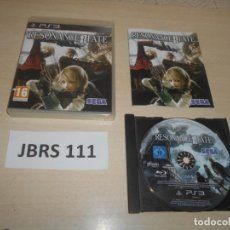 Videojuegos y Consolas: PS3 - RESONANCE OF FATE , PAL ESPAÑOL , COMPLETO. Lote 244733750
