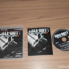 Videojuegos y Consolas: CALL OF DUTY BLACK OPS II COMPLETO PLAYSTATION 3 PAL ESPAÑA. Lote 244767575