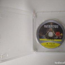 Videojuegos y Consolas: INFAMOUS PLATINUM PS3. Lote 244834910