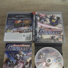 Videojuegos y Consolas: PS3 DYNASTY WARRIORS GUNDAM PAL ESP COMPLETO. Lote 244889600
