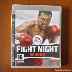 Videojuegos y Consolas: FIGHT NIGHT ROUND 3 - PLAYSTATION 3. Lote 244931185