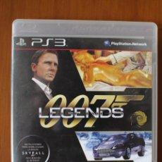 Videojuegos y Consolas: 007 LEGENDS - PLAYSTATION 3. Lote 244931260