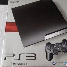 Videojuegos y Consolas: PLAYSTATION 3 SLIM 250GB (COMO NUEVA). Lote 245212645