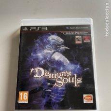 Videojuegos y Consolas: DEMONS SOULS. Lote 245219835