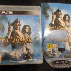 Videogiochi e Consoli: PORT ROYALE 3 - PLAYSTATION 3 PS3 - PAL ESP. Lote 245448140