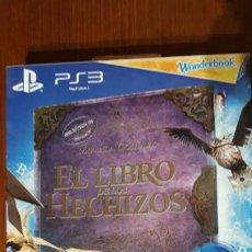 Videojuegos y Consolas: EL LIBRO DE LOS HECHIZOS - PS3 - NUEVO CAJA PRECINTADA. Lote 246271785