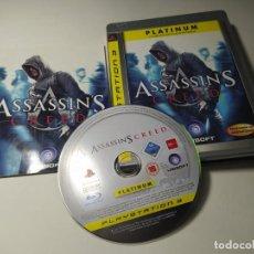 Videojuegos y Consolas: ASSASSIN´S CREED ( PLAYSTATION 3 - PS3 - PAL - ESP). Lote 261979745