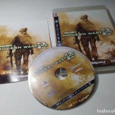 Videojogos e Consolas: CALL OF DUTY MODERN WARFARE 2 ( PLAYSTATION 3 - PS3 - PAL - ESP). Lote 247270000