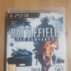 Videojuegos y Consolas: BATTLEFIELD. BAD COMPANY 2 (PS3). Lote 247448055