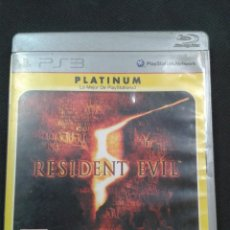 Videogiochi e Consoli: RESIDENT EVIL 5. PS3. Lote 248497440