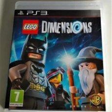 Videojogos e Consolas: PS3 LEGO DIMENSIONS PLAYSTATION. Lote 74345399