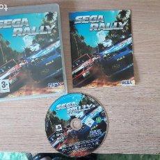 Videojuegos y Consolas: JUEGO P`LAY 3 SEGA RALLY. Lote 251322570