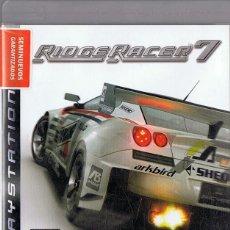 Videojuegos y Consolas: RIDGE RACER 7 PS3. Lote 253509755