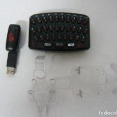 Videojuegos y Consolas: TECLADO MANDO / CONTROLLER PLAYSTATION 3 / PS3 INALAMBRICO MADCATZ / MUY POCO USO / FUNCIONA. Lote 253718830