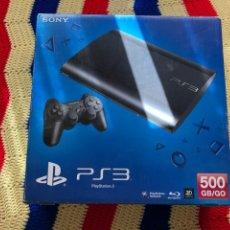 Videojuegos y Consolas: CAJA VACIA PS3 500 GIGAS KREATEN PLAYSTATION 3. Lote 253785975