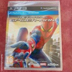 Videojuegos y Consolas: THE AMAZING SPIDER-MAN PS3 SELLADO NUEVO A ESTRENAR SPIDERMAN. Lote 253799350