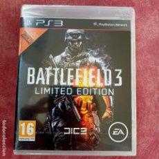Videojuegos y Consolas: BATTLEFIELD 3 - LIMITED EDITION / SONY PS3 NUEVO BLÍSTER SELLADO. Lote 253802815