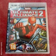 Videojuegos y Consolas: ULTIMATE ALLIANCE 2 PS3 PRECINTADO NUEVO BLÍSTER SELLADO PLAYSTATION 3 SONY. Lote 253803100