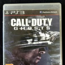 Videojuegos y Consolas: CALL OF DUTY GHOSTS - SONY PLAYSTATION 3 - PS3 - BLU-RAY. Lote 253896600