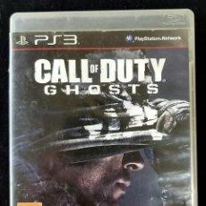 Videojuegos y Consolas: CALL OF DUTY GHOSTS - SONY PLAYSTATION 3 - PS3 - BLU-RAY. Lote 253896600