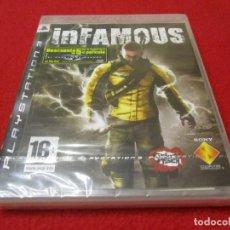 Videojuegos y Consolas: VIDEOJUEGO INFAMOUS,PLAYSTATION 3, PS3,PRECINTADO.. Lote 253914480